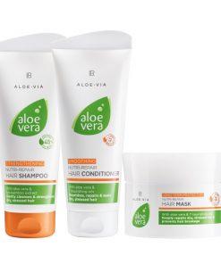 Aloe Vera Nutri-Repair Séria Vlasovej Starostlivosti