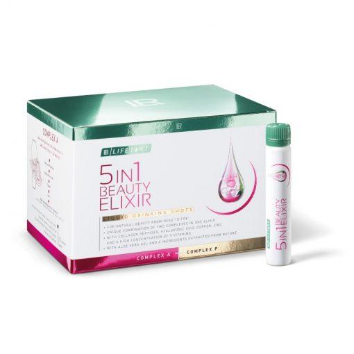 LR LIFETAKT 5in1 Beauty Elixir- najsilnejší hovädzí kolagén
