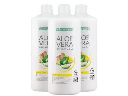 Aloe Vera Drinking Gél Immune Pluspre posilnenie imunitného systému