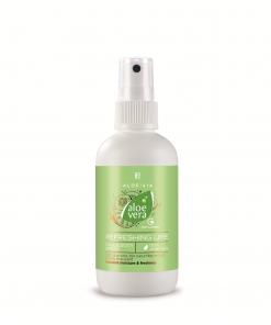 Aloe Vera Uhorka & Limetka Hydratačný sprej na telo a tvár