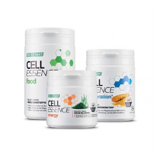 Lifetakt Cell Essence - Set (Food+Energy+Regeneration)